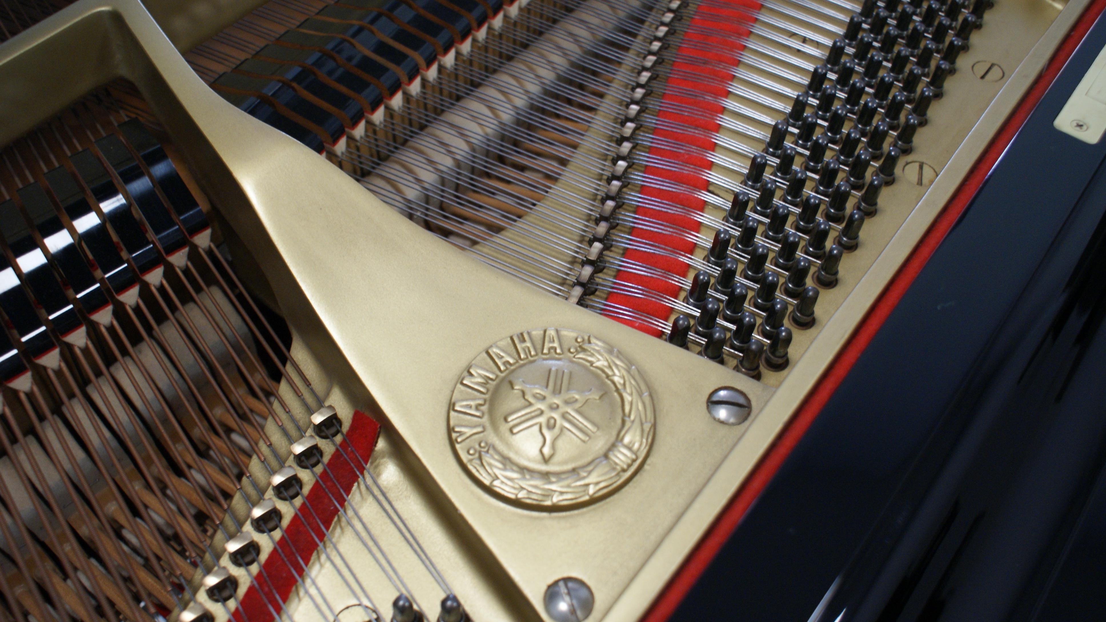 rewelacyjny fortepian Yamaha G5E nr 2930177