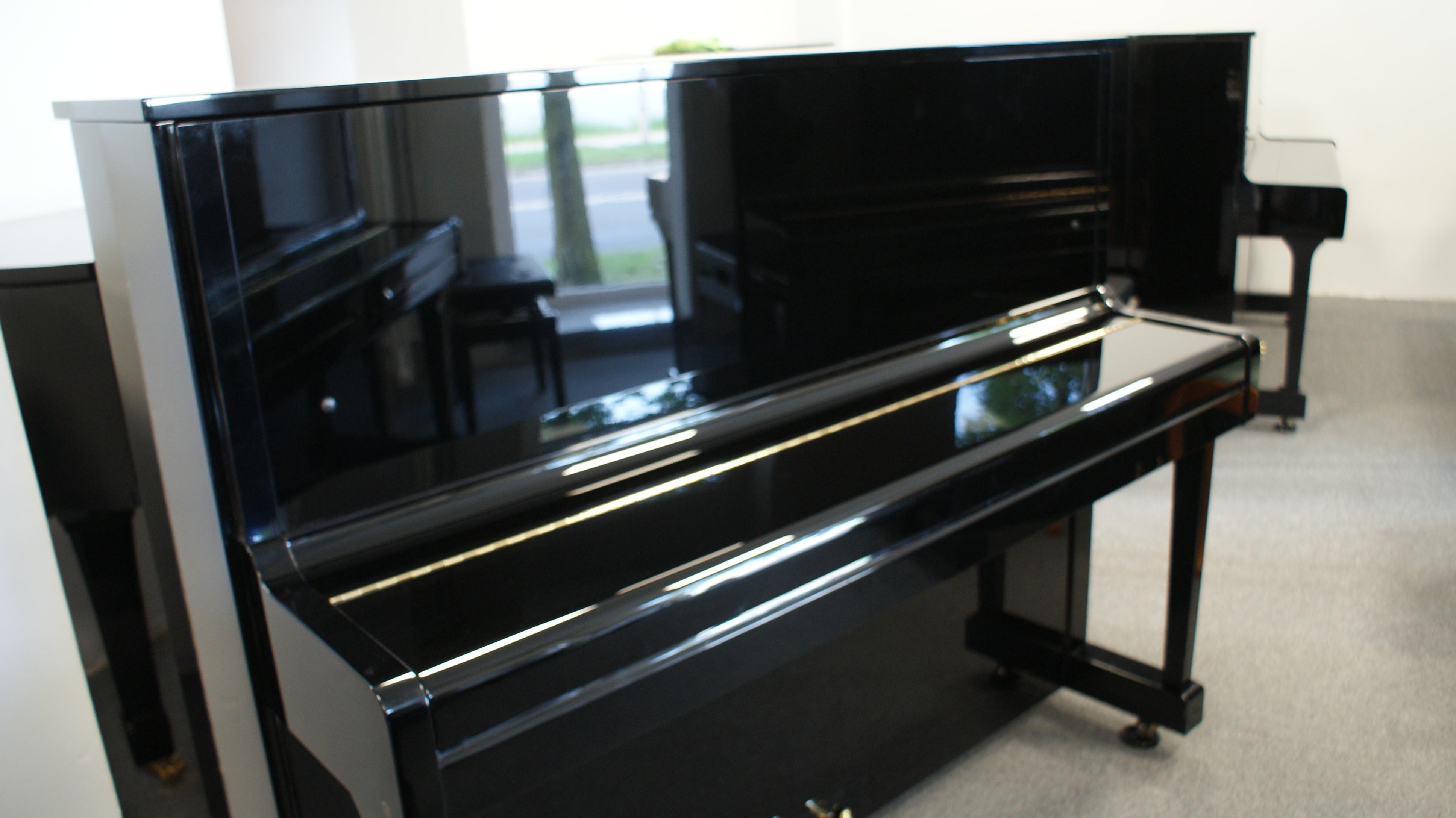 pianino Yamaha U10BL nr 4755070