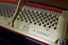 używany fortepian Yamaha G3A jak nowy