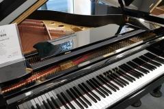 elegancki fortepian yamaha G3
