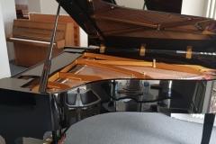 rasowy czarny fortepian Young Chang 213