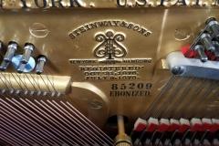 markowe pianino Steinway&Sons